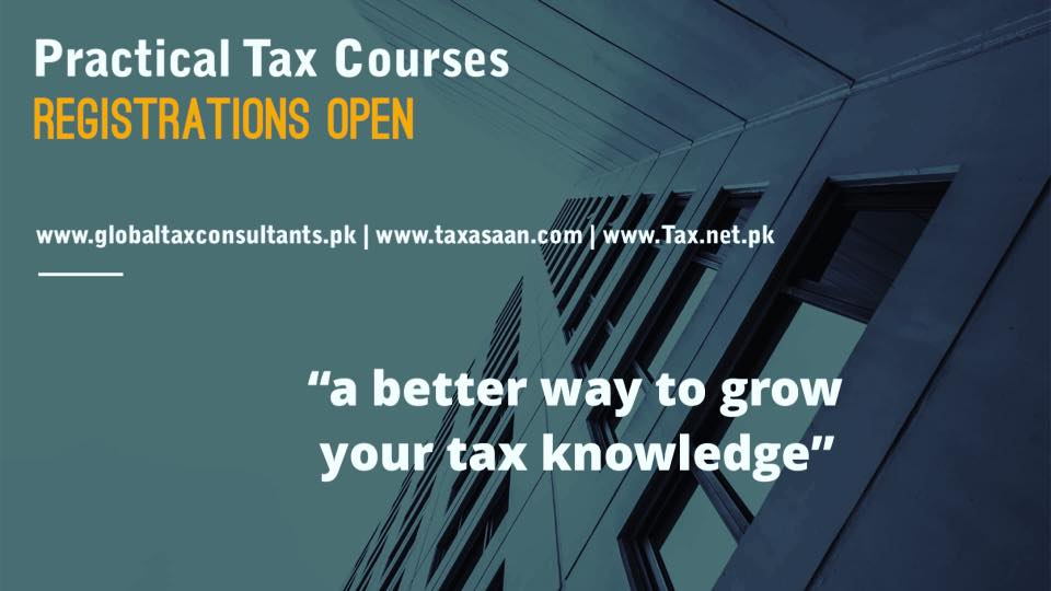 Online-Tax-Course