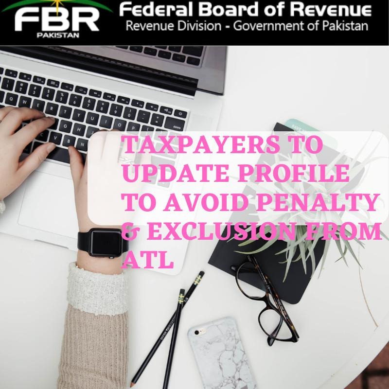 Taxpayers-Profile-Updation-FBR