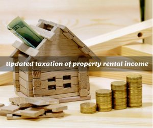 updated taxation of property rental income budget 2021-2022